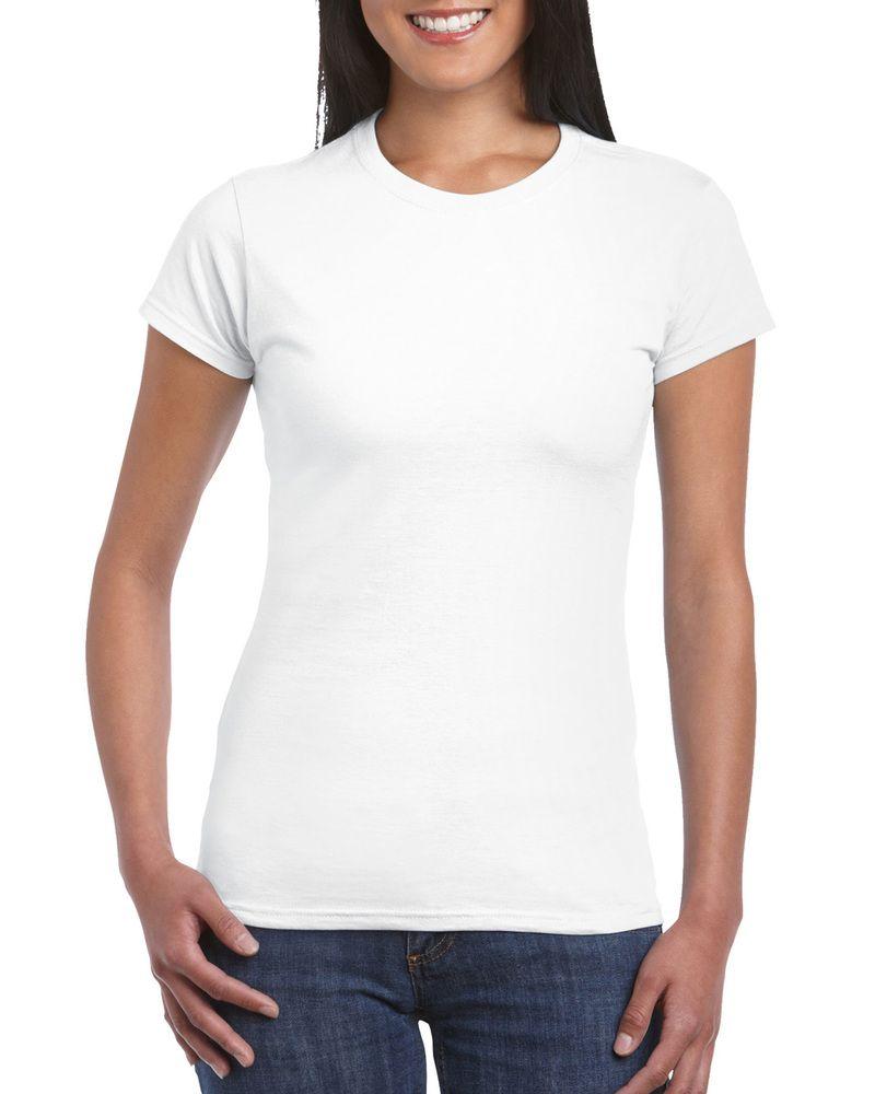 7421442793a671 Gildan GN641 - Softstyle™ women's ringspun t-shirt | Wordans Australia